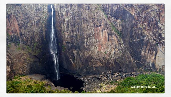 Wallaman falls 1