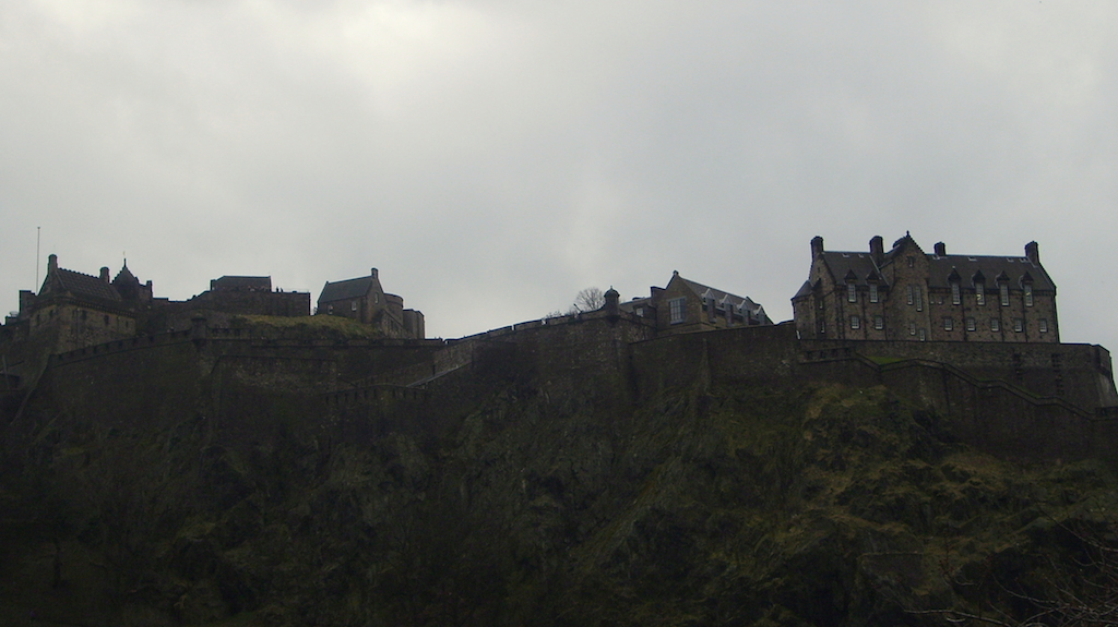 Castle Rock Edimbourg