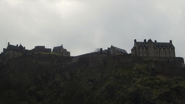 Castle Rock Edimbourg