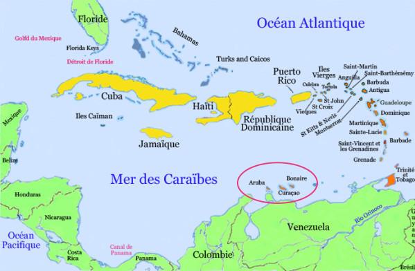 Caraibes-carte-Antilles