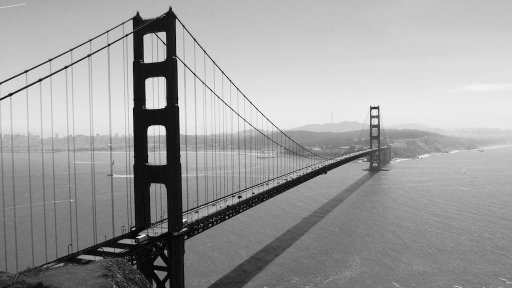 Golden Gate - San Francisco louer une voiture aux USA