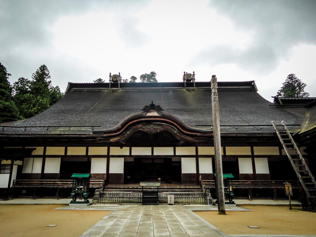 dormir dans un temple a koyasan-10