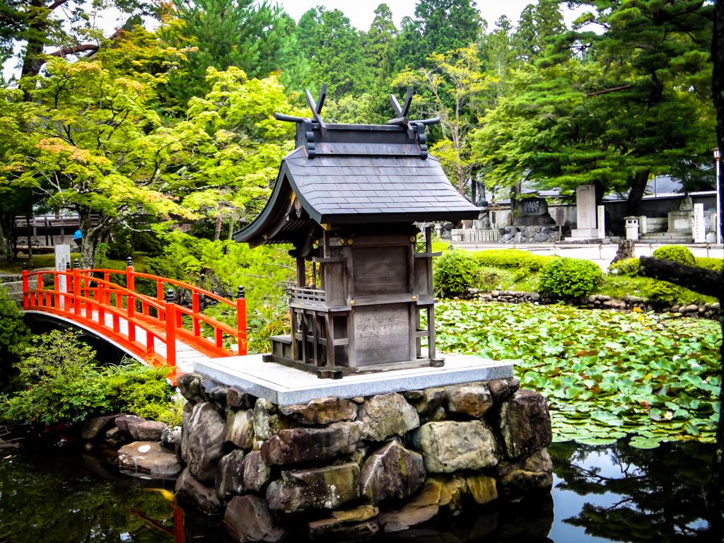 dormir dans un temple a koyasan-11