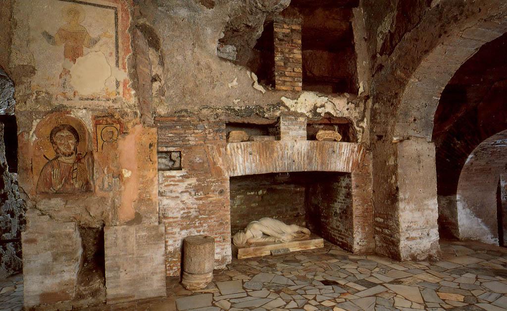 visiter-rome-3-jours-catacombe-san-callisto