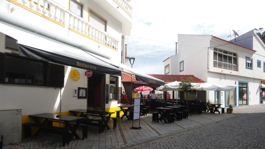 Restaurante Chaparro à Odeceixe
