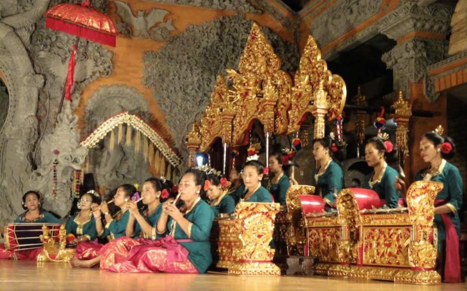 assister à un spectacle de danse à Ubud
