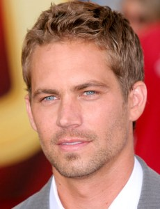 Fallece el actor Paul Walker