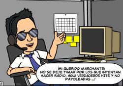 ► Now Music 18022014 : ' Regresando al futuro' .