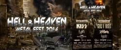 "#NowNews : MALAS NOTICIAS ; ""Hell & Heaven Metal Fest 2014""  CANCELADO"