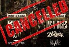 #NowNews : Habrá reembolso de boletos del Hell & Heaven Metal Fest 2014