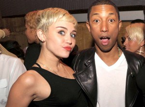 #MúsicaNueva : Pharrell Williams feat. Miley Cyrus .- Come Get It Bae