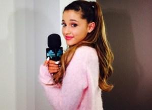 #NowNews: Ariana Grande y ED Sheran en los EMAs 2014