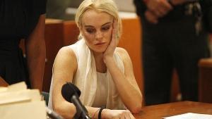 #NowNews: Lindsay Lohan deberá realizar 125 horas de servicio comunitario