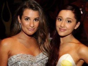 #NowNews Lea Michelle da consejos a Ariana Grande por su ruptura amorosa