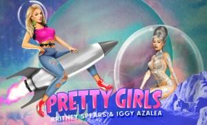 #MúsicaNueva Britney Spears, Iggy Azalea – Pretty Girls