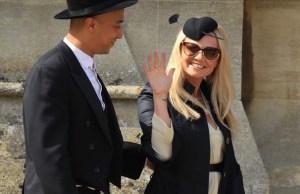 #NowNews ¡ No creerás que Spice Girl se casó en la abadía de Woburn !