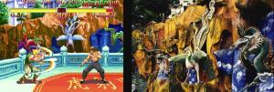 #Retro: ¡ Mira estos escenarios de Video Juegos en la vida real !