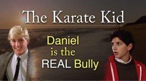 #Retro : ¡ Daniel del Karate Kid realmente fue el villano !