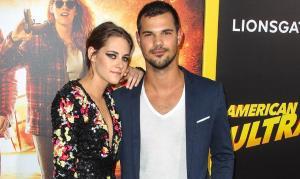 #NowNews: ¡ Kristen Stewart y Taylor Lautner son captados muy juntos !