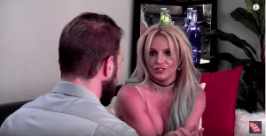 #NowNews: Britney Spears sacó su lado travieso ante una cámara escondida.(+VIDEO)