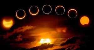#LoMasViral Coinciden hoy tres fenómenos astronómicos: Júpiter, eclipse solar y Superluna ¿ Qué pasará?
