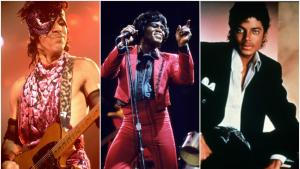 #Curiosidades: El día que estuvieron juntos Prince, Michael Jackson y James Brown (+VIDEO)