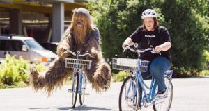 """#LoMásViral: La Tía Chewbacca y su exitosa """"carrera"""""""