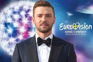 #NowNews:  Justin Timberlake y su sobrecarga de talento en Eurovisión
