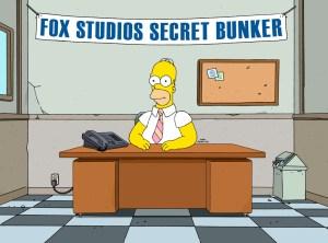 #NowNews: ¡ Los Simpsons revolucionaron la forma de interactuar con el público en su último capítulo !