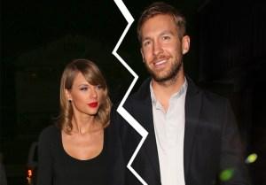 #NowNews: Taylor Swift y Calvin Harris terminaron su relación