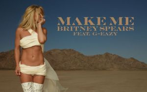 """#NowNews: Britney Spears lanza """"Make me"""" ft. G-Eazy"""
