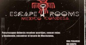 Escape Rooms México; Desde Hungría para México
