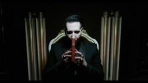 #MúsicaNueva : Marilyn Manson prepara nuevo disco (+imágenes)