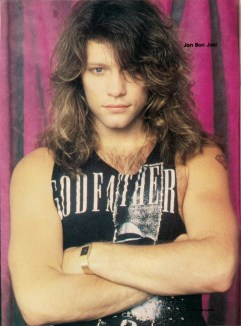 Jon Bon Jovi-runaway