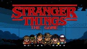#Cine #Tv : Stranger Things, lanza videojuego