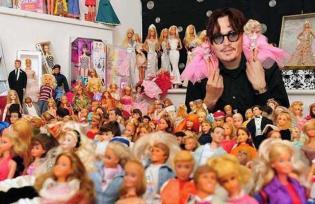 coleccionar –Johnny – Depp