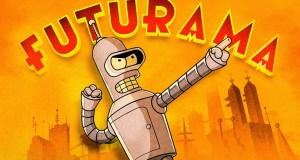 #Cine #Tv : ¡¡ #Futurama está de regreso !!