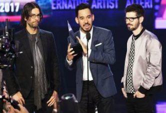 American Music Awards -Linkin-Park