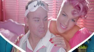 "#MúsicaNueva : Pink y Channing Tatum juntos en ""Beautiful Trauma"" (+Video)"