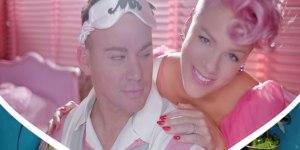 "#MúsicaNueva : Pink y Channing Tatum juntos en ""Beautiful Trauma"" (+Video)"