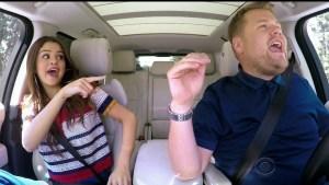 #Especiales : Los 5 mejores Carpool Karaoke de James Corden con otros artistas.