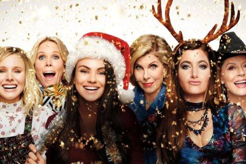 #Cine: Un Club de madres ¿ahora en Navidad?