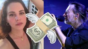 #NowNews ¿Qué exige Radiohead a Lana del Rey por la demanda puesta en su contra?