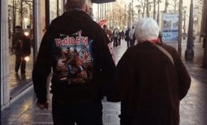 #LoMasViral Los ancianos y su fuga al festival de Heavy Metal