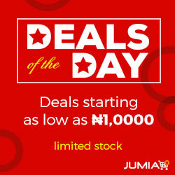 deals of the day jumia