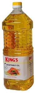 image of King's Vegetable Oil on Now Now Express to send grocery to Nigeria