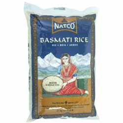 image of Natco Basmati Rice on Now Now Express to send grocery to Nigeria