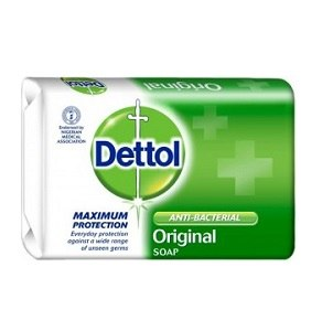 Image of Dettol Anti-Bacterial Soap Original on Now Now Express for sending to Nigeria