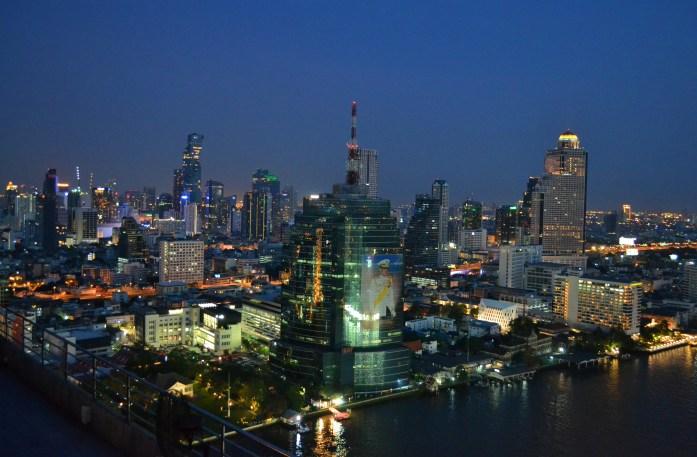 Bangkok rooftop millennium hilton hotel riverside noworries