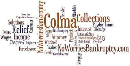 Colma Bankruptcy Attorney